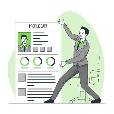 Profile data-bro